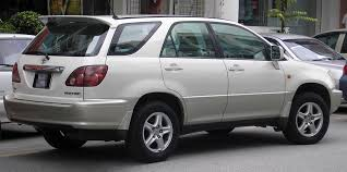 toyota harrier 3 0 2008 auto images and specification
