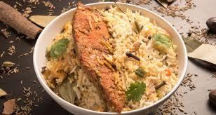 malabar cuisine fish biryani recipe fish biriyani kerala style