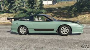 nissan 240sx widebody nissan 240sx for gta 5