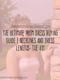 the ultimate prom guide necklines and dress lengths the 411