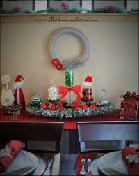 100 christmas table decor 25 cozy rustic christmas table d礬cor