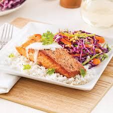 cuisiner le saumon saumon thaï soupers de semaine recettes 5 15 recettes express