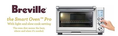 Breville Toaster Oven 800xl Amazon Com Breville Smart Oven Pro Certified Refurbished 18 5