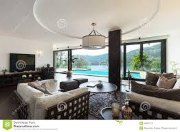 interior luxury living room stock photo image 55457272