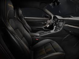 porsche 911 inside perkier 911 turbo edition is really exclusive iol motoring