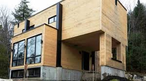 shipping container homes in canada youtube
