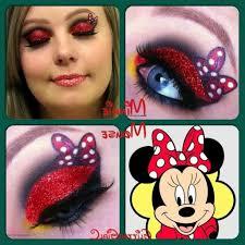 simple minnie mouse makeup makeup vidalondon