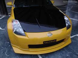 nissan 350z modified nissan nismo 350z yellow wallpapers mymodifiedcar com