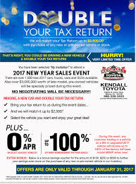 lexus of kendall service hours double your tax return at kendall toyota kendall toyota
