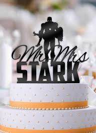 iron cake topper personalized iron holding with name wedding cake topper