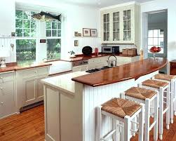 raised kitchen island island overhang kitchen island overhang standard concrete island