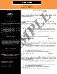 custom resume templates templates resumetemplate110