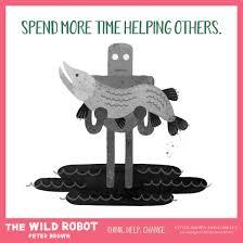 amazon wild robot 9780316381994 peter brown books