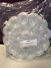 chef buddy deviled egg trays chef buddy deviled egg trays with snap on lids set of 2 ebay