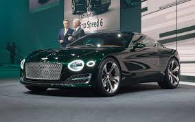 bentley exp 9 f custom geneva motor show 2017 preview a z of all the new cars by car