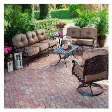 Patio Furniture Swivel Chairs Castle Rock Swivel Chair El Dorado Furniture