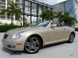 lexus convertible sc430 2008 golden almond metallic lexus sc 430 convertible 33802258