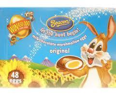 easter marshmallow eggs beacon mallow eggs in the uk
