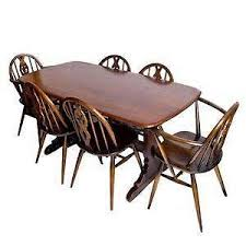 Ercol Dining Table And Chairs Ercol Dining Tables Ebay