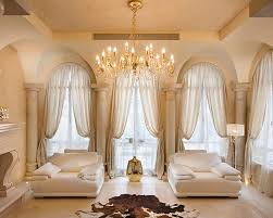Curtain Designs For Arches 20 Sumptuous Living Room Designs With Arched Windows Rilane