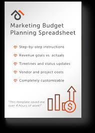 j5 marketing excel marketing budget planning template j5 marketing