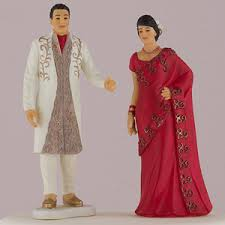 indian wedding cake toppers indian groom in traditional dress cake topper