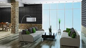 Home Interior Wallpapers Beautiful Wallpaper For Living Room Interiors Design