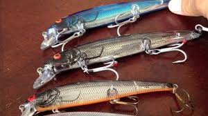 rattletrap lure striper lure bomber magnum long a oow outdoors youtube