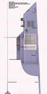 house dimensions elco 80 foot pt boat 103 class bridge and chart house dimensions