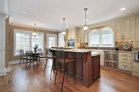 types of kitchen islands types of islands for kitchens hungrylikekevin com