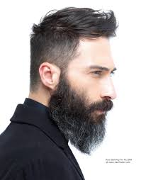 hairstyle for long face man long beard styles for men best