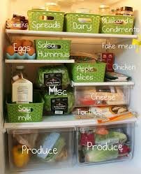 the glamorous housewife how to organize your refrigerator