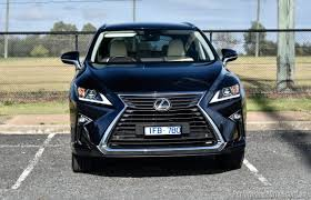 lexus rx blue 2016 lexus rx 200t review video performancedrive