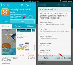 samsung galaxy s4 download and install free applications