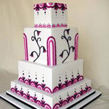wedding cakes pictures art deco wedding cakes