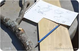 project how to make a toy tree house
