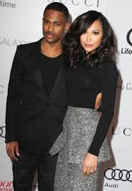 what is big sean s hairstyle big sean s new single may be about ex fiancée naya rivera ny