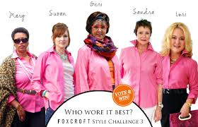 foxcroft blouses foxcroft style challenge 3 who wore it best faboverfifty com
