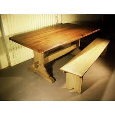 table trestle table plans x modern medium trestle table plans x