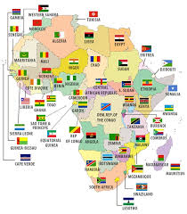 map of africa with country names best 25 names of countries ideas on