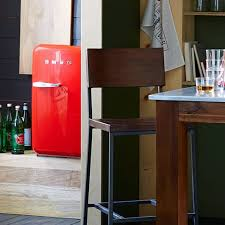 smeg mini refrigerators west elm