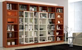 libreria contemporanea realizzazione boiseries moderne