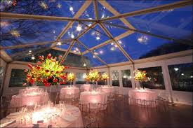 clear wedding tent the sky line clear top tents