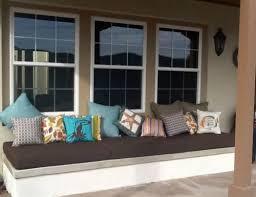 12 amazing custom outdoor bench cushions photograph ideas patio