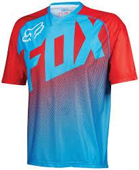 motocross fox fox motocross fox flow ss jersey jerseys u0026 pants motocross blue