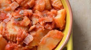 comment cuisiner les cardons coeurs de cardons in umido recette par cuillère et