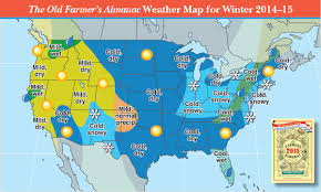 what will this winter be like two forecasts for winter in your