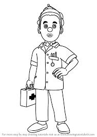 learn draw helen flood fireman sam fireman sam step