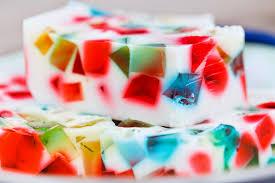 kruizing with kikukat confetti jello