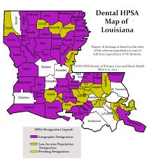Louisiana On The Map by Louisiana Maps Department Of Health State Of Louisiana
